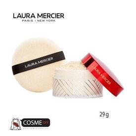 LAURA MERCIER/ローラ メルシエ セット フォー ラック ルースセッティングパウダー トランスルーセント ウィズ パフ 2021 29g (194250012958)