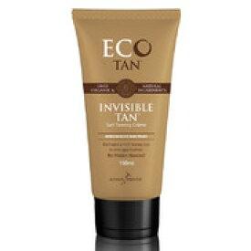 【クーポン配布中】 EcoTan エコタン インヴィジブルクリーム セルフ タンニング 日焼け クリーム 【あす楽対応】
