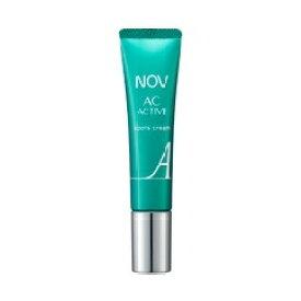 常盤薬品 NOV ノブ ACアクティブ スポッツクリーム 10g