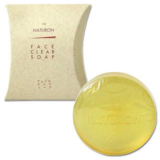 パックスナチュロン フェイスクリアソープ (洗顔石鹸) 95g PAX NATURON 太陽油脂