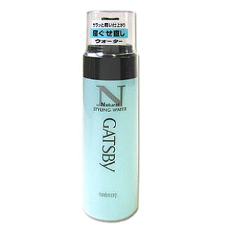 Gatsby styling water natural mandom GATSBY *