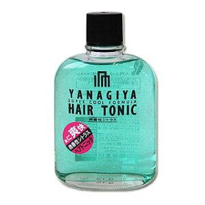 【価格据え置き】5%還元 柳屋 ヘアトニック 微香性シトラス 超爽快タイプ YANAGIYA HAIR TONIC  240ml