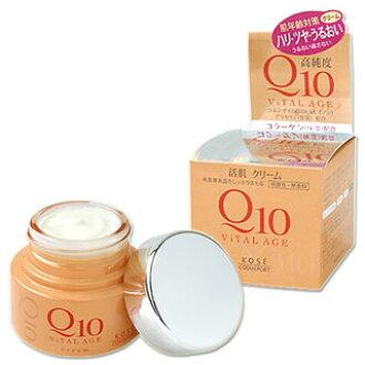 Kose vital age Q10 cream 40 g KOSE ViTAL AGE *