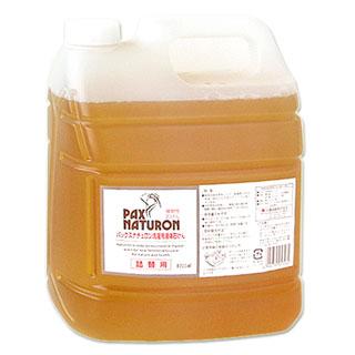 パックスナチュロン 洗濯用液体石けん 詰替用 4000ml PAX NATURON 太陽油脂