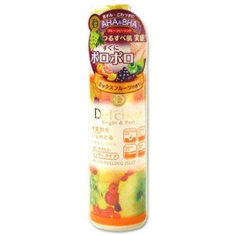 Clear bright & Peel facial peeling gel mix DET ( gel pack: flush type ) MEISHOKU Detclear *