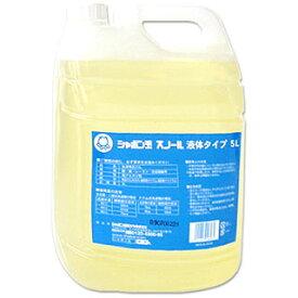 シャボン玉 スノール 液体タイプ(洗濯用石けん) 5L