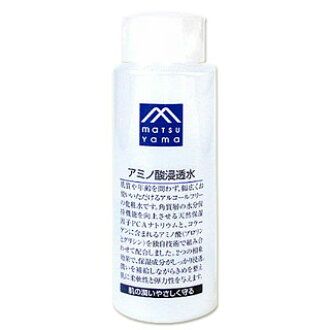 마쓰야마 지방과 아미노산 침투 물 180ml M-mark matsuyama