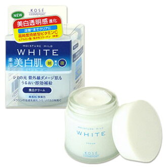 @ Kose moisture mild white medicinal cream 50 g MOISTURE MILD WHITE KOSE COSMEPORT * 10P02jun13