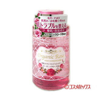 "MEISHOKU ""Organic Rose Skin Conditioner"" 200ml"