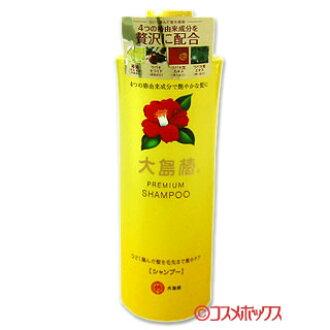오오시마 츠바키 프리미엄 샴푸 300 ml PREMIUM SHAMPOO *