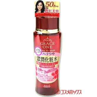 高丝GRACE ONE 浓润化妆水 超润型180mL GRACE ONE KOSE COSMEPORT