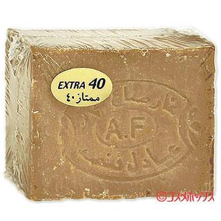 【クーポンで5%OFF】アレッポの石鹸 エキストラ40 aleppo