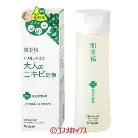 【価格据え置き】5%還元 肌美精 大人のニキビ対策 薬用美白化粧水 200ml HADABISEI クラシエ(Kracie)