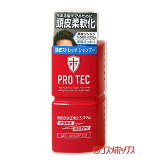 Lion Protec scalp stretch shampoo pump 300 g PRO TEC LION *