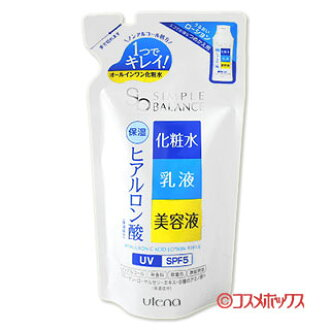 Utena simple balance moisture lotion refill for 200 mL SIMPLE BALANCE utena *