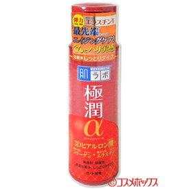 ロート製薬 肌ラボ(ハダラボ) 極潤α ハリ化粧水 しっとりタイプ 170mL ROHTO