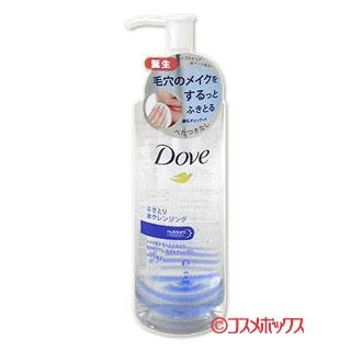 ユニリーバ ダヴ ふきとり水クレンジング 235ml Dove Unilever