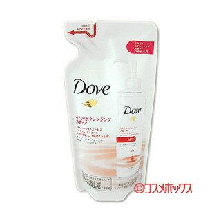 ユニリーバ ダヴ ふきとり水クレンジング 角質ケア つめかえ用 220ml Dove Unilever