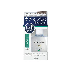 ルシード(LUCIDO) 薬用 トータルケアひんやり化粧水 110ml マンダム(mandom)