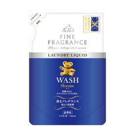 ファーファ(FaFa) ファインフレグランス ウォッシュ 洗濯用洗剤 オム つめかえ用 360ml