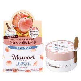 濡れ髪アレンジ スタイリングジェリー モモリ(momori) 100g ダリヤ (DARIYA)