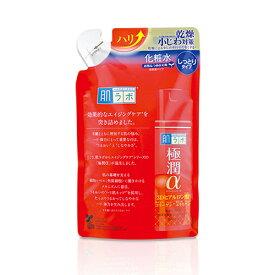 ロート製薬 肌ラボ(ハダラボ) 極潤α ハリ化粧水 しっとりタイプ つめかえ用 170mL ROHTO