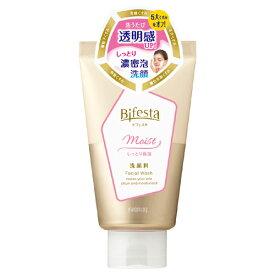 ビフェスタ(Bifesta) 洗顔 モイスト 120g マンダム(mandom)
