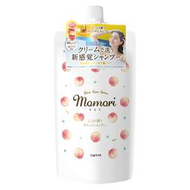 モモリ(momori) しっとり潤うクリームシャンプー 400g ダリヤ(DARIYA)