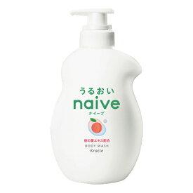 ナイーブ(naive) ボディソープ 桃の葉エキス配合 ジャンボ 530mL クラシエ(Kracie)