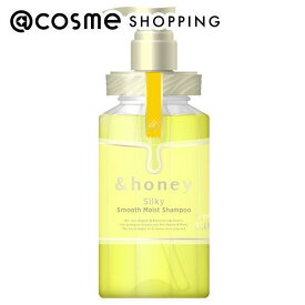 &honey(アンドハニー) &honey Silky スムースモイストシャンプー1.0 440ml シャンプー アットコスメ国内正規品