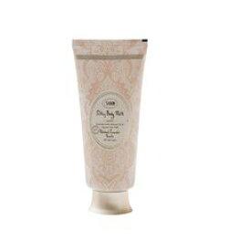 クーポン配布中♪サボン シルキーボディミルク 200ml #Patchouli Lavender Vanilla(7290105345479)