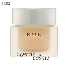 RMK クリーミィファンデーション EX 30g #102(4973167819715)