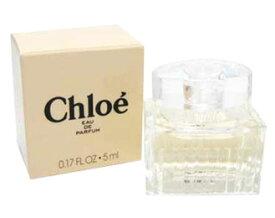 CHLOE クロエオードパルファムミニボトル 5ml