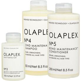 オラプレックス お得!No.3/No.4/No.5 セット   シャンプー・コンディショナー シャンプー Olaplex 39ショップ サンキュー