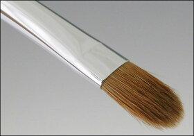 熊野筆/化粧筆/熊野化粧筆/メイクブラシ/レギュラータイプアイシャドーブラシ小(ヨーロッパ整毛ウィーゼル)