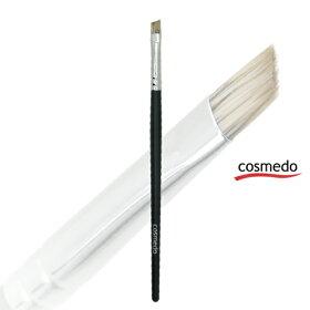 熊野筆/化粧筆/熊野化粧筆/メイクブラシ/アイブローブラシ(水ムジナ100%)