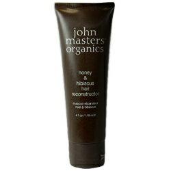 ジョンマスターオーガニック John Masters Organics ハニー&ハイビスカス ヘアー リコンストラクター 118g