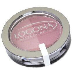 ロゴナ LOGONA チークカラー デュオ 01 ローズピンク