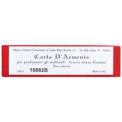 サンタマリアノヴェッラ Santa Maria Novella アルメニア紙 お香
