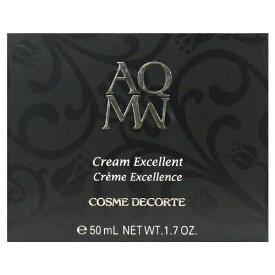 コーセー コスメデコルテ COSME DECORTE AQMW クリーム エクセレント 50g