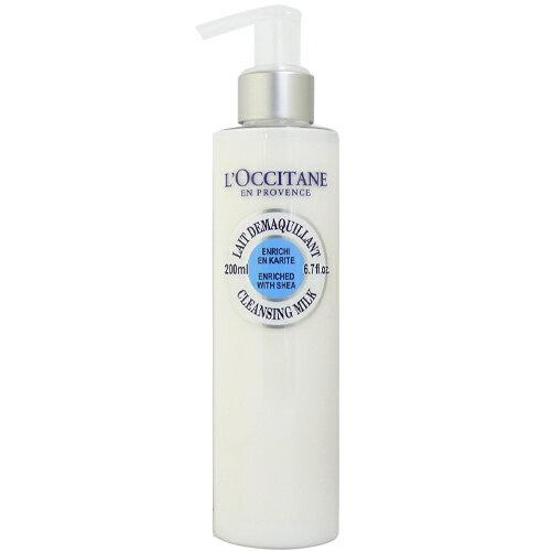 ロクシタン LOCCITANE シア クレンジングミルク 200mL