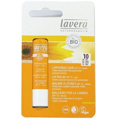 ラヴェーラ lavera サンリップバーム LSF10 4.5g