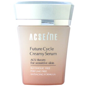 アクセーヌ ACSEINE フューチャーサイクル クリーミィセラム (クリーム状美容液) 45g