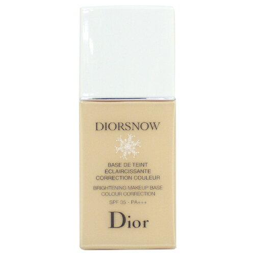 ポイント10倍★15日0:00〜1:59まで!クリスチャンディオール Christian Dior スノー メイクアップベース UV35 SPF35 PA+++ 30mL 化粧下地