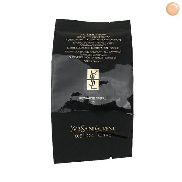 イヴサンローラン Yves Saint Laurent アンクル ド ポー ルクッション 詰め替え用 SPF23 PA++ 14g 【20】 リキッドファンデーション