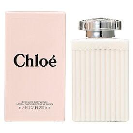 最大3,500円OFFクーポン配布中!クロエ Chloe ボディ ローション 200mL ホワイトデー ギフト