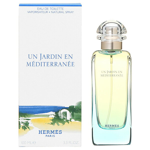 エルメス HERMES 地中海の庭 オードトワレ EDT ユニセックス 100mL