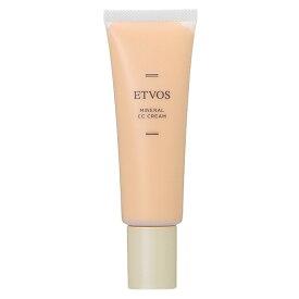 クーポン配布中!エトヴォス ETVOS ミネラルCCクリーム SPF38 PA+++ 30g
