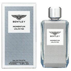 クーポン配布中!ベントレー BENTLEY モーメンタム アンリミテッド オードトワレ EDT 100mL 香水