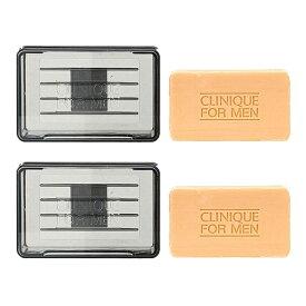 【セット】クリニーク CLINIQUE フォーメン オイル コントロール フェース ソープ 150g 2個セット